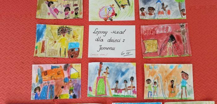 Lepszy świat dla dzieci z Jemenu